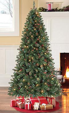Walmart Christmas Trees Artificial
