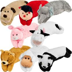 Large Animal Pillow Pet Sleeping Bag Set Only 10 Shipped Hurry Last Chance