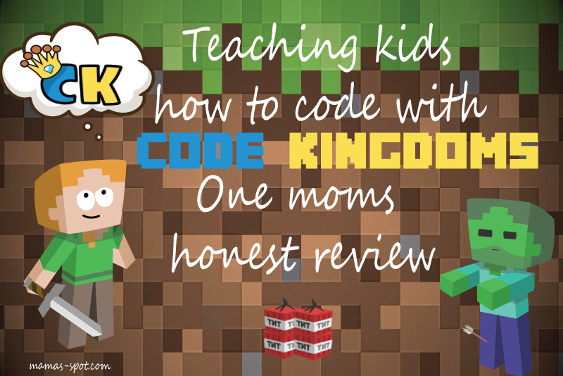 Teach Kids Coding the Fun and Easy Way with Code Kingdoms!